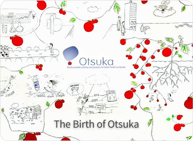 The Birth of Otsuka