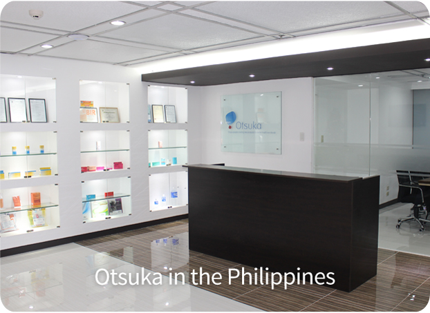 Otsuka in the Philippines